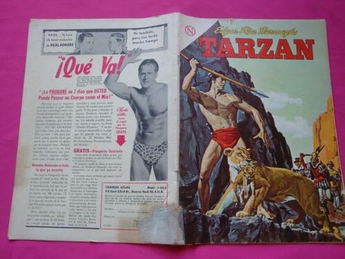 tarzan nº 150 año 1964 - editorial novaro