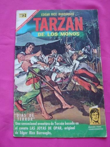 tarzan nº 190  año 1967 - editorial novaro