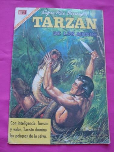 tarzan nº 209 año 1969 - editorial novaro