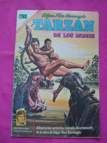 tarzan nº 210 año 1969 - editorial novaro