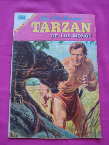 tarzan nº 214 año 1969 - editorial novaro