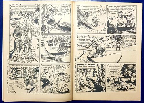 tarzan, nº 30 - coleção lança de prata