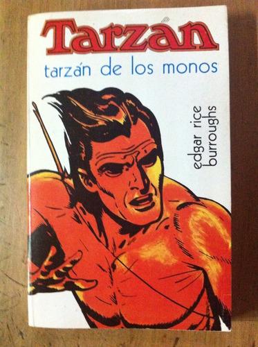 tarzán- novela- cuatro tomos