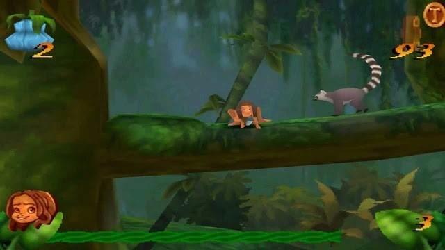 Tarzan Ps1