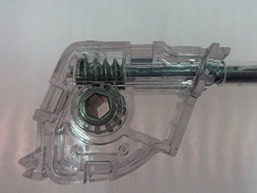 tasador de varilla universal de perfil bajo para persianas