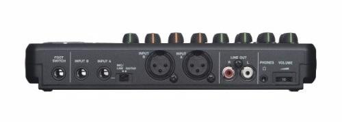 tascam dp-008ex pocketstudio grabador de 8 canales