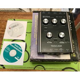 Tascam Us 144 Mk Il Placa De Audio