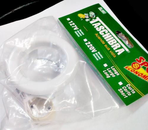 taschibra spot economic branco sem lâmpada max.260v/50w