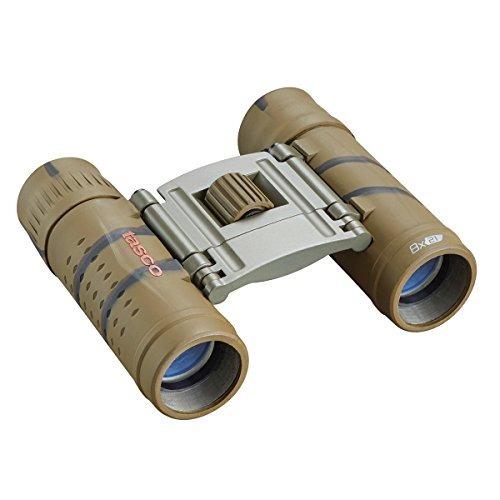 tasco essentials roof prism roof mc caja binoculares 8 x 21