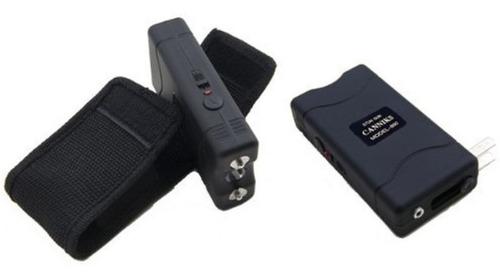 taser shock tabano linterna 20000kv carnet defensa personal