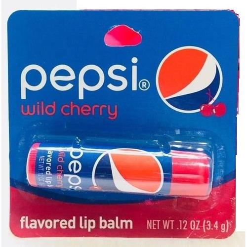 taste beauty - lip balm - pepsi wild cherry