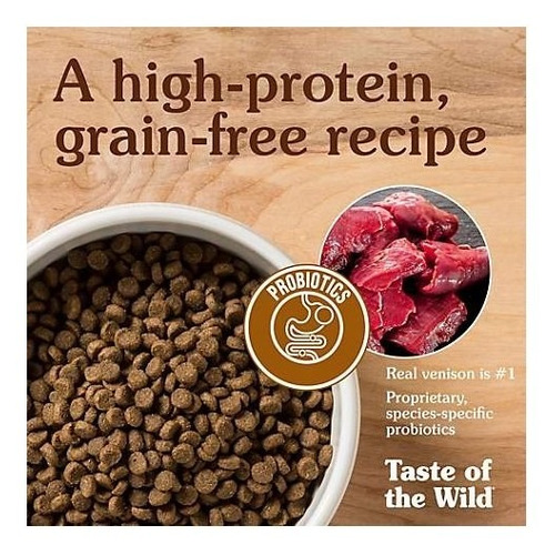 taste of the wild apalachan valley sm bred 14 lb