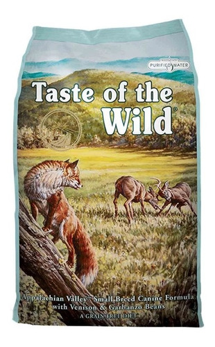 taste of the wild apalachan valley sm bred 28 lb