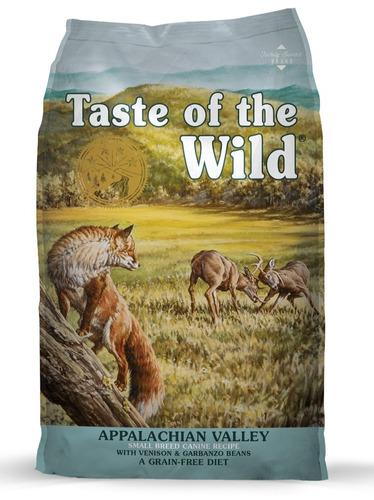 taste of the wild appalachian valley 28lb razas pequeñas