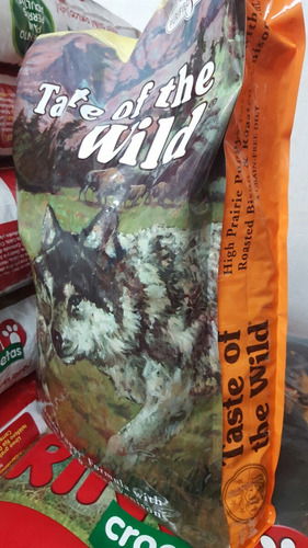 taste of the wild cachorro 30lb puppy oferta original compre