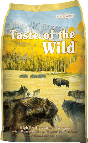 taste of the wild canine high prairie - kg a $20692