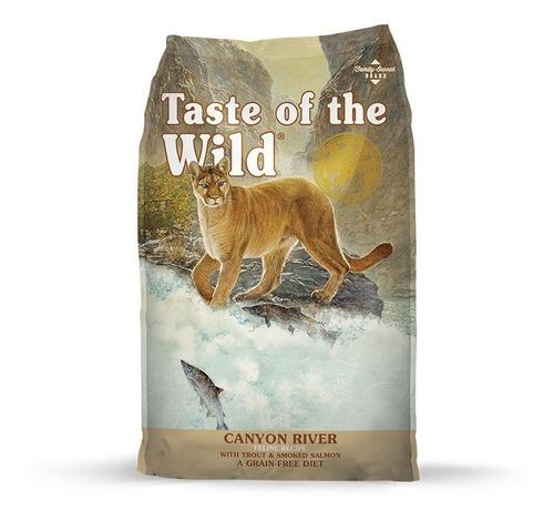 taste of the wild canyon river x 14lb