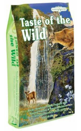 taste of the wild gatos rocky mountai - kg a $26667