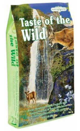 taste of the wild gatos rocky mountai - kg a $35000