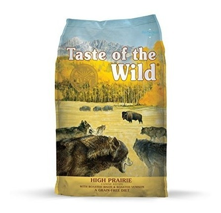 taste of the wild grain free alimento seco natural de alta p