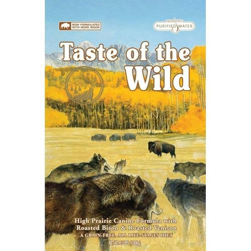 taste of the wild high prairie bisonte venado 5 lb