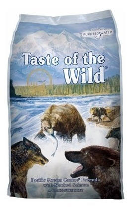 taste of the wild pacific canine salm - kg a $20000