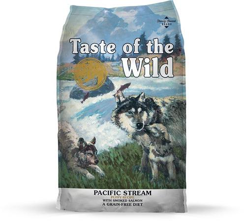 taste of the wild pacific puppy-salmón- x 12.7kg (28lb)