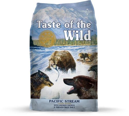 taste of the wild pacific -salmón- x 14lb