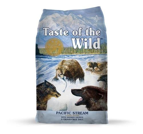 taste of the wild pacific -salmón- x 28lb