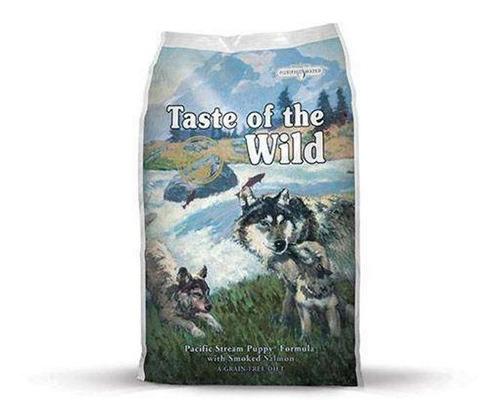 taste of the wild pacific stream puppy 28 lb