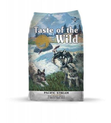 taste of the wild pacific stream puppy salmon 1 kg