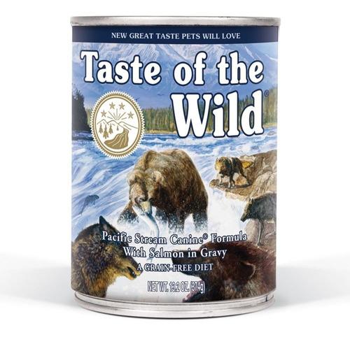 taste of the wild perros pacific stream 12 latas 13.2oz