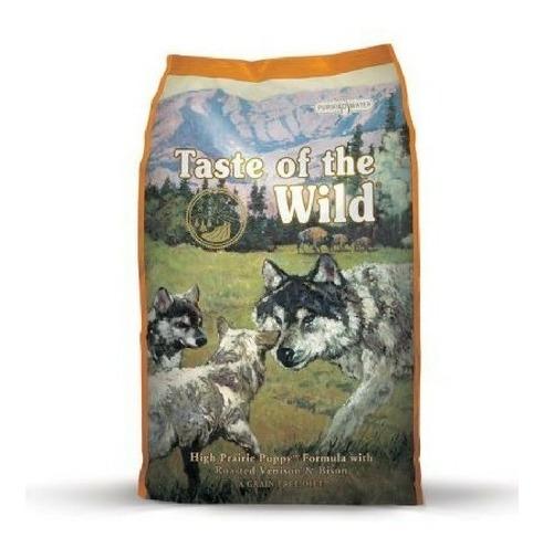 taste of the wild prairie puppy 14b