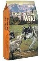 taste of the wild puppy prairie bison - kg a $21462