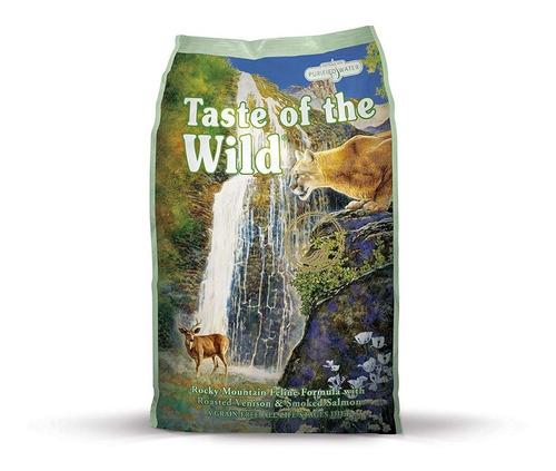 taste of the wild rocky mountain gato - kg a $28667