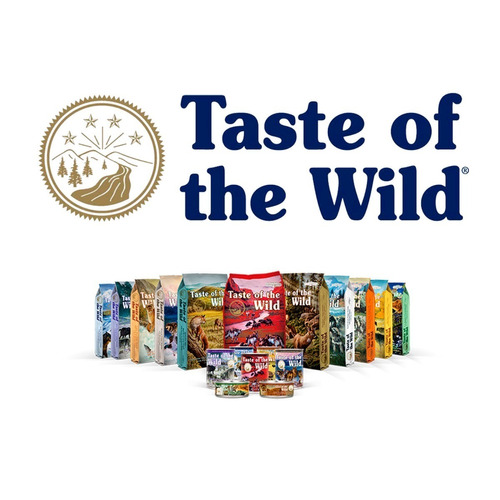 taste of the wild salmon adulto12.7k grainfree pacificstream