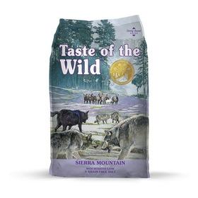 Taste Of The Wild Sierra -cordero- X 28lb