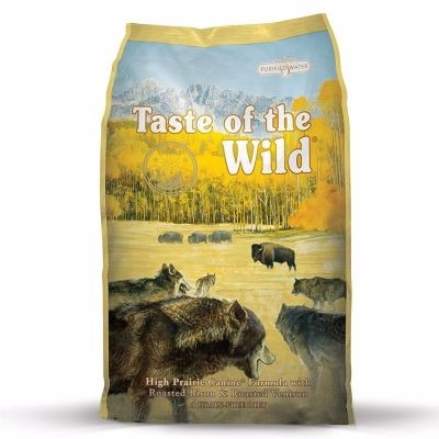 taste of wild high prairie bisonte ca - kg a $20769