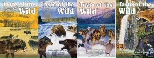 taste the wild