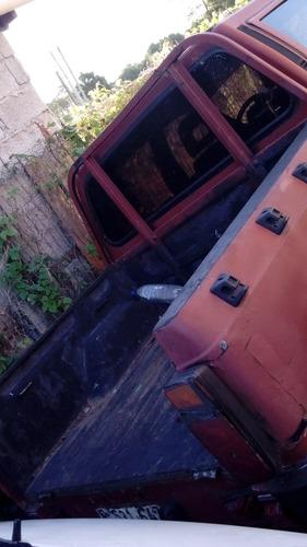 tata doble cabina diesel año 2000 con deuda