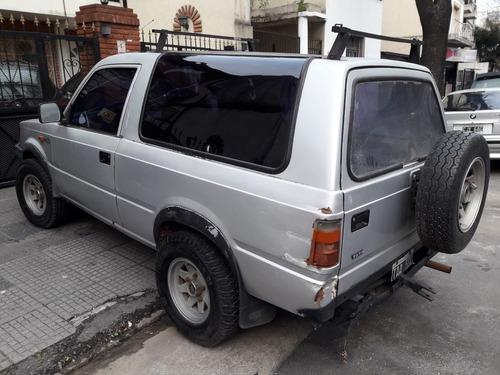 tata sierra 1994 diesel (sin funcionar) $42.900 y 6 cuotas