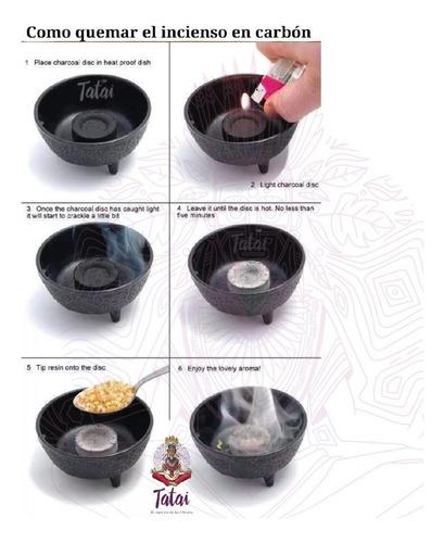 tatai tienda | copal blanco en recina 100% puro 250grs