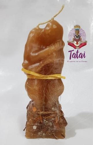 tatai tienda | figura de pareja de cera de miel (endulzar)