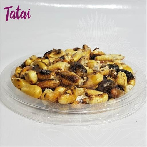 tatai tienda   maíz tostado para ofrendar 250grs