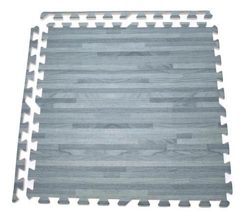 tatame em eva placa de 62x62x12mm - 1,53m² treino em casa