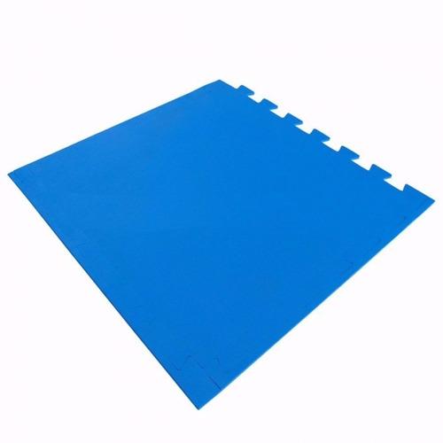 tatame tapete eva 100x100x1cm 1x1 metro 10mm