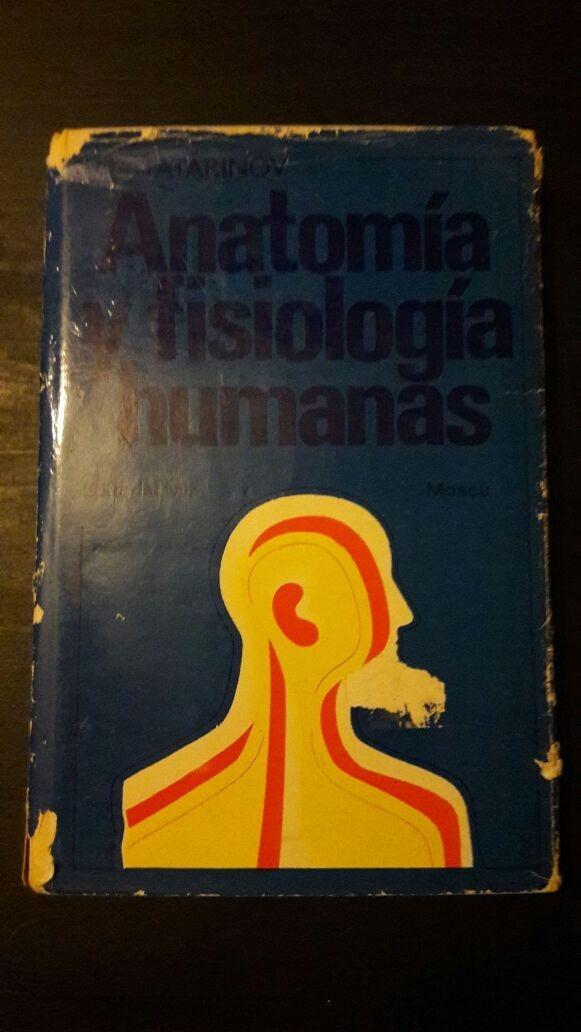 Tatárinov Anatomía Y Fisiología Humanas Editorial Mir - $ 240,00 en ...