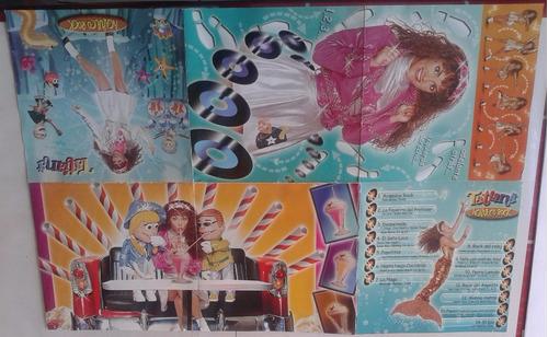 tatiana acapulco rock cd 1a e 2000 c/book forma de miniposte
