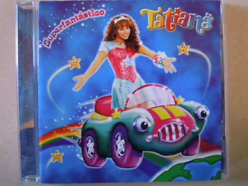 tatiana cd superfantastico