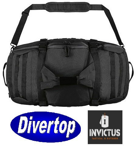 tática cargueira tactical expedition 70 litros com brinde